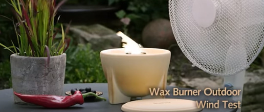 Manufacture of the Wax Burner